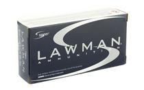 SPEER Lawman 9mm 115Gr 50Rd Box of TMJ Handgun Ammunition (53650)