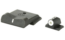 XS SIGHTS DXW Big Dot Defensive Night Sights with Tritium Front fits S&W M&P Installation Kit Included (SW-0019S-3)