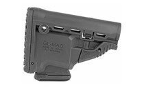 FAB DEFENSE M4 Survival Buttstock with Built-In 10Rd Mag Carrier (FX-GLMAGB)