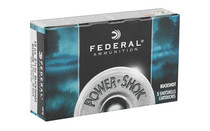 "FEDERAL PowerShok 12Gauge 2.75"" Max Dram 00 Buck 5 Round Box of 9 Pellets Buckshot (F12700)"