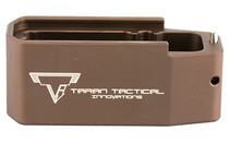 TTI AR10/308 PMAG +5 Coyote Bronze Magazine Extension Base Pad (PMBP-006)