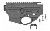 SPIKE'S TACTICAL Gen 2 Semi-Auto 9mm Upper and Lower Receiver Set Billet Aluminium Black (STSB920)