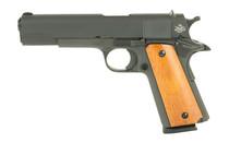 ARMSCOR Rock Island 1911A1 GI Series Mil-Spec .45 ACP 5in Barrel 8rd Wooden Grips Semi Automatic Pistol (51421)