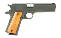 ARMSCOR Rock Island 1911A1 GI Series Mil-Spec .45 ACP 5in Barrel 8rd Wooden Grips Semi Automatic Pistol (51421)