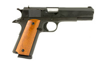 ARMSCOR Rock Island 1911 GI Series 9mm Luger 5in Barrel 8rd Wooden Grips Semi Automatic Pistol (51615)