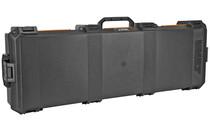 """PELICAN V800 Vault 56.11""""x 19.15""""x6.65"""" Double Rifle Case with Foam Black (VCV800-0000-BLK)"""