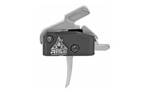 RISE High Performance Trigger with Anti-Walk Pins Silver (RA-434-SLVR-AWP)