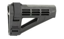 SB TACTICAL SBM4 Pistol Stabilizing Brace Fits AR Pistol Buffer Tube (SBM4-01-SB)