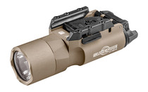 SUREFIRE X300 Ultra White LED 1000 Lumens Pistol WeaponLight Tan (X300U-A-T)