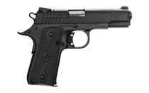 ARMSCOR Baby Rock Rock Island 1911 380ACP 3.75in Barrel Rubber Grips Fixed Sights 7rd Mag Pistol (51912)