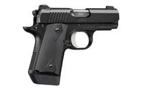 KIMBER Micro 9 Black 2020 SHOT Show Special 9mm 3.15in Barrel 7rd Semi Auto Pistol (3700635)