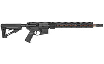"ZEV TECH Core Elite 556NATO 16"" Fluted Match Bronze PVD Barrel 30Rd Semi-Automatic Rifle with MLOK Handguard Black (AR15-CE-556-16-B)"