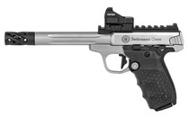 SMITH & WESSON Performance Center Victory 22LR Fluted Barrel Vortex Viper Red Dot Semi Automatic Pistol (12079)