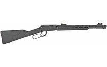 ROSSI Rio Bravo 22LR 18in Barrel 15rd Black Synthetic Stock Lever Action Rifle (RL22181SY)