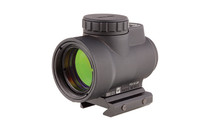 TRIJICON 1x25mm MRO 2MOA Red Dot Sight with Low Mount (MRO-C-2200004)