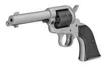 RUGER Wrangler 22LR 4.62'' Barrel 6Rd Aluminium Frame Single Action Only Revolver Silver Cerakote (02003)