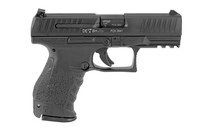 "Walther PPQ M2 9mm 4"" Barrel 15Rd 2x Mags Striker Fired Semi-Automatic Full Size Pistol Black (2796066)"