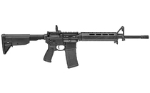SPRINGFIELD ARMORY Saint 223REM-5.56NATO 16in Barrel 30rd Mag with BCM Grip and Stock Semi-Auto AR Rifle (ST916556BMA)