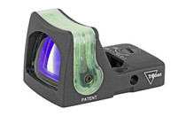 TRIJICON RMR 12.9 MOA Green Triangle Red Dot Sight (RM08G)