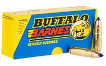 BUFFALO BORE Barnes 458 SOCOM 300Gr 20Rd Box of TTSX Lead Free Centerfire Rifle Ammunition (47A/20)