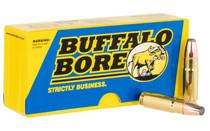 BUFFALO BORE Hunting & Sniping 458SOCOM 350Gr 20Rd Box JFN Centerfire Rifle Ammunition (47C/20)