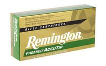 REMINGTON Premier AccuTip 450 Bushmaster 260Gr 20Rd Box Hollow Point Rifle Ammunition (PRA450B1)