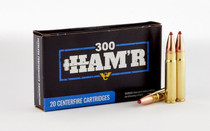 WILSON COMBAT 300HAM'R 150Gr 20Rd Box of SST Rifle Ammunition (A300HMR-150-SST)