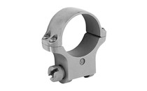 RUGER Standard 5K30HM 30mm High Stainless Matte Single Scope Ring (90319)