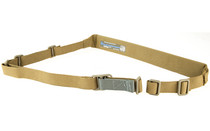 BLUE FORCE GEAR Vickers Padded 2-Point Combat Sling Coyote Brown (VCAS-200-OA-CB)