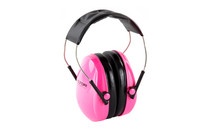 PELTOR Sport Junior Over the Head Earmuff Pink (97022)