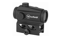 FIREFIELD Impulse Flip Up Lens Cover Red/Green Circle Dot Picatinny Mount Compact Red Dot Sight (FF26028)