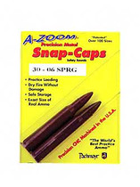 A-ZOOM 30-06 Springfield Snap Caps 2Pk (12227)