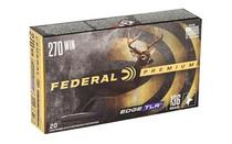 FEDERAL Edge TLR 270Win 136Gr 20Rd Box of Rifle Ammunition (P270ETLR1)