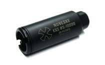NOVESKE KX5 5.56 NATO 1/2x28 Flash Suppressor Black (5000519)