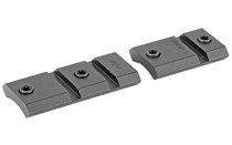 WARNE Maxima 2PC Scope Base for Savage Acu-Trigger/Ruger American (M902/902M)