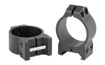 WARNE Maxima 30mm Low Permanent Attachment Ring (213M)