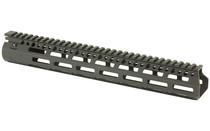 "BCM 5.56NATO Black 13"" MLOK Compatible Modular Rail (BCM-MCMR-13-556-BLK)"