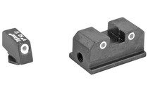 TRIJICON Walther P99+ Green 3 Dot Tritium Night Sight Set (WP01-600505)