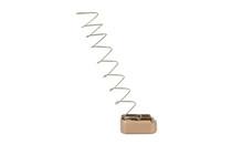 TARAN TACTICAL INNOVATION Firepower Glock Coyote Bronze Magazine Extension Base Pad Kit