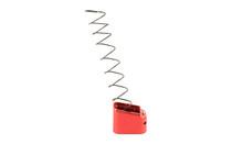 TTI Firepower Glock 19/23 +4/+5 Red Magazine Extension Base Pad Kit (GBP940C-3)