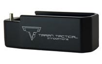 TARAN TACTICAL INNOVATION AR15 +5 Black Magazine Extension Base Pad (PMBP-01)