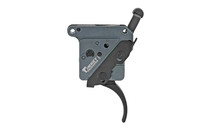 TIMNEY TRIGGERS The Hit Curved Trigger For Remington 700 Adjustable from 8oz.-2Lbs (THE-HIT)