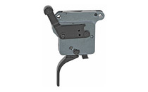 TIMNEY TRIGGERS The Hit Straight Trigger For Remington 700 Adjustable from 8oz.-2Lbs Note: Will Not Fit Magpul Hunter Stock (THE-HIT-ST)