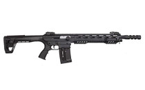 G-FORCE GF99-DLX 12ga 20in Barrel 5rd MKA 1919 Mags 3in Chamber Black Flip Up Front and Rear Sights AR Style Semi-Auto Shotgun (GF99DLX1220)
