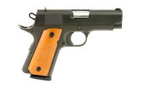 "ARMSCOR Rock Island Standard CS GI Series 1911 45ACP 3.5"" Barrel 6Rd Parkerized Semi-Automatic Pistol CA Compliant (51416)"