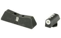 XS SIGHT DXT Standard Dot Tritium Glock 17,19,22+ Night Sights (GL-0001S-6)