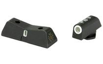 XS SIGHTS DXT Standard Dot Tritium Glock 42/43 Night Sights (GL-0003S-6)