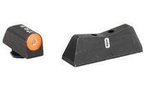 XS SIGHT DXT2 Big Dot Tritium Orange Glock 17/19/22+ Night Sights (GL-0009S-5N)