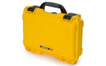 "NANUK 909 12.64"" x 9"" x 4.38"" Yellow Hard Case (909-1004)"