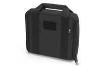 """US PEACEKEEPER 13.5""""x12"""" Black Gun/Tablet Case (P20105)"""